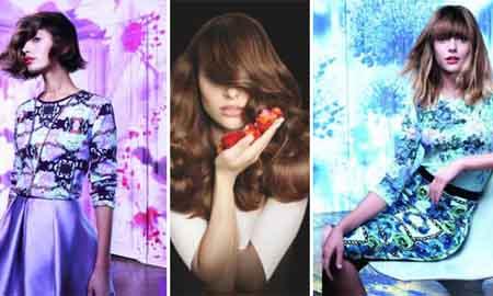 موضة ألوان الشعر 2013 وتعلمي كيف تختارين لون الشعر المناسب