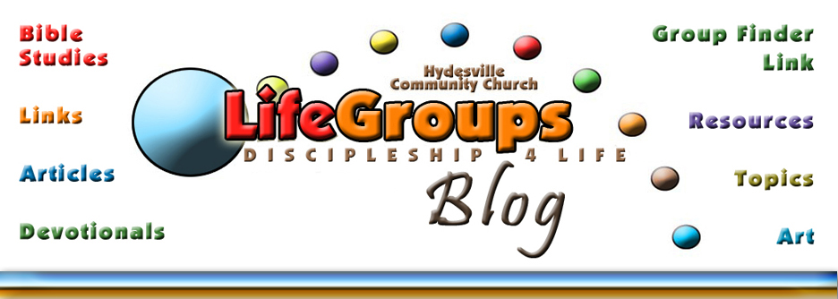 Hydesville Church Life Groups