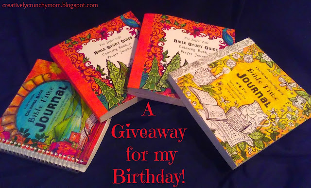 birthday, giveaway, the thinking tree