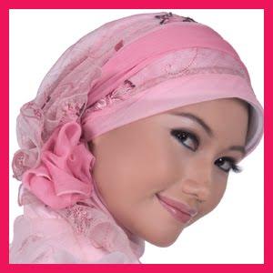 Kerudung Jilbab Terbaru 2012