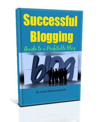 Successful Blogging-ebook