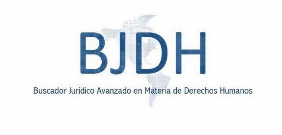 Buscador Jurídico de Derechos Humanos
