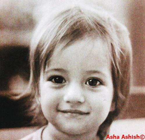 Asha Ashish: Katrina Kaif's adorable childhood pictures
