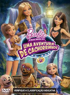 Barbie e Suas Irmãs em Uma Aventura de Cachorrinhos - DVDRip Dublado
