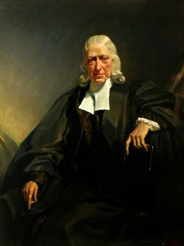 John Wesley – Great preacher and founder of Methodism