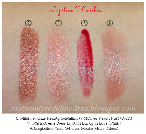 BeautyRedefined by Pang: This or That (First Post) - Lipstick ...