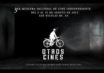 """MUESTRA DE CINE """"OTROS CINES """" DE SAN NICOLAS"""