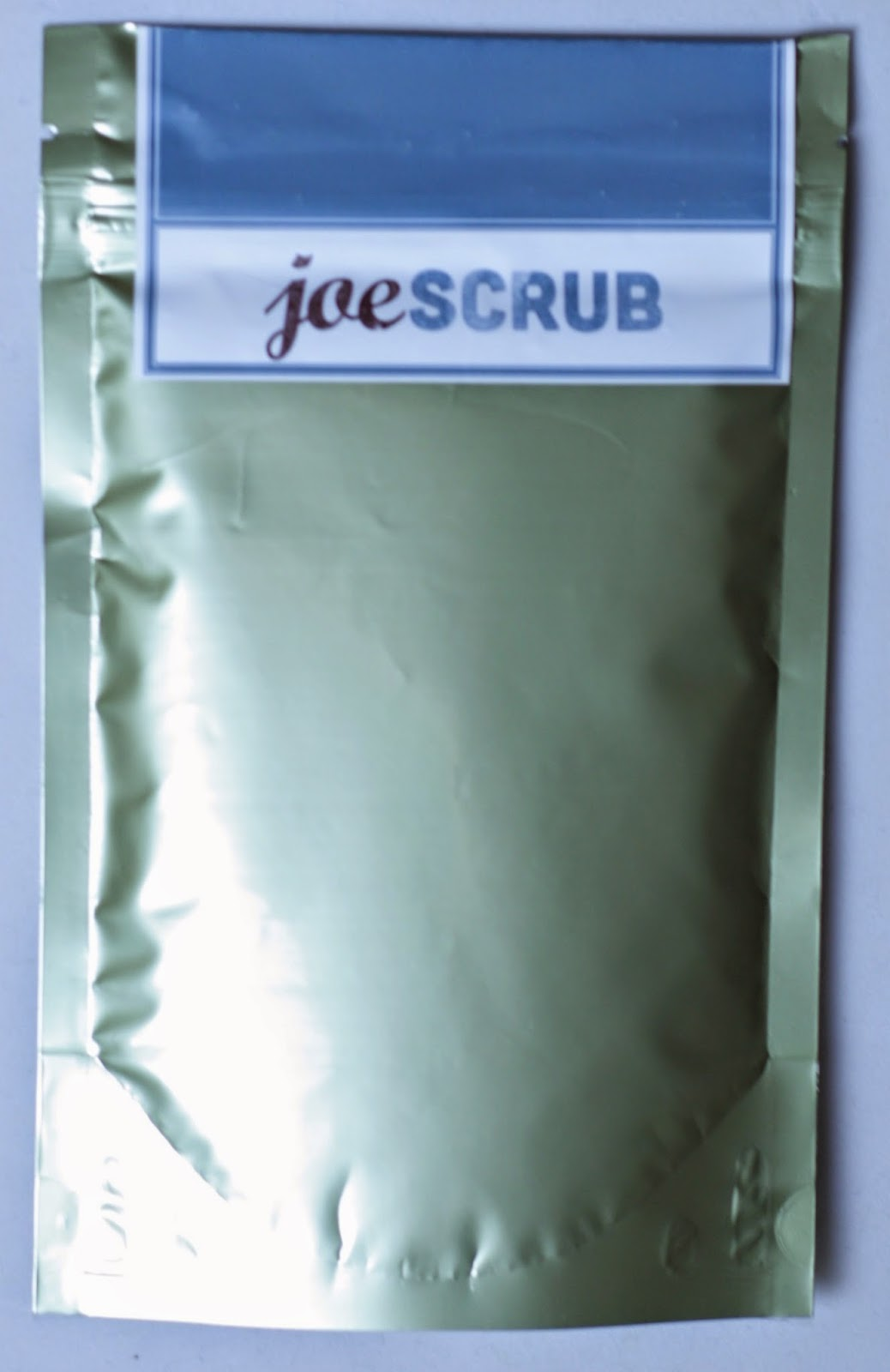 Joe Coffee Scrub Giveaway