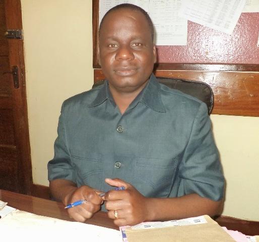 Mkurugenzi Mtendaji wa wilaya Handeni, Dr Khalfany Haule