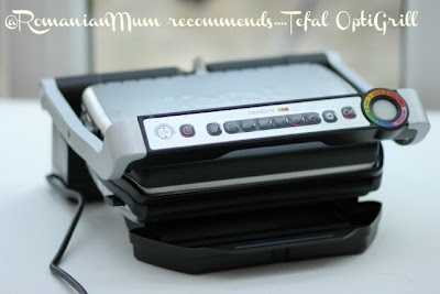 Steak Night with Tefal Optigrill