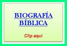 PERSONAJE DE LA BIBLIA