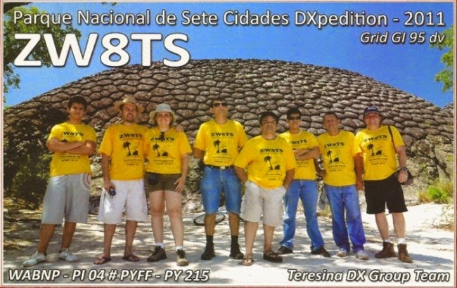 DXpedition nº 009