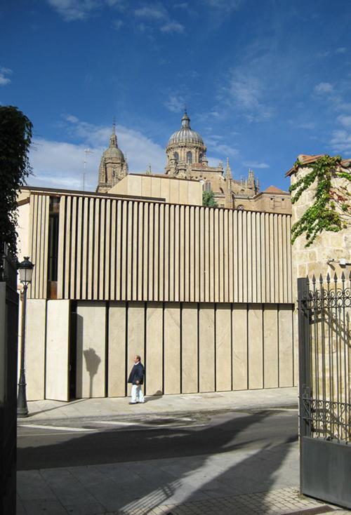 Detalles de arquitectura y otras historias nueva sede - Arquitectos en salamanca ...
