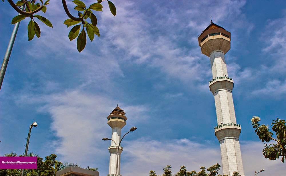 menara masjid bandung