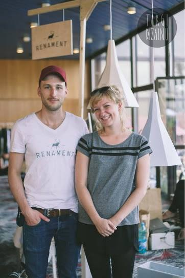 Marysia Markowska i Michał Kowalczuk