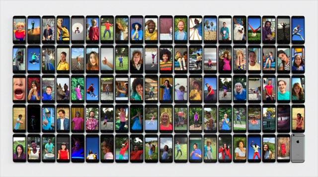 Unos cuantos iPhone 6