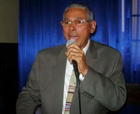 Pastor Reyes Melo «México» partió con el Señor