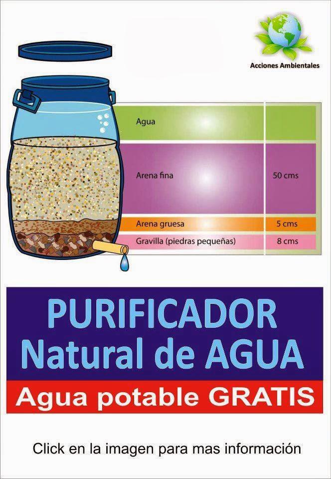 Ruloquaglia Boludo Contemporaneo Filtro De Agua Casero