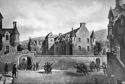 gowrie house perth perthshire scotland