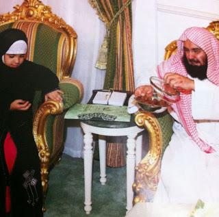 الطفلة صفاء السديسية الشيخ عبدالرحمن السديس image003.jpg