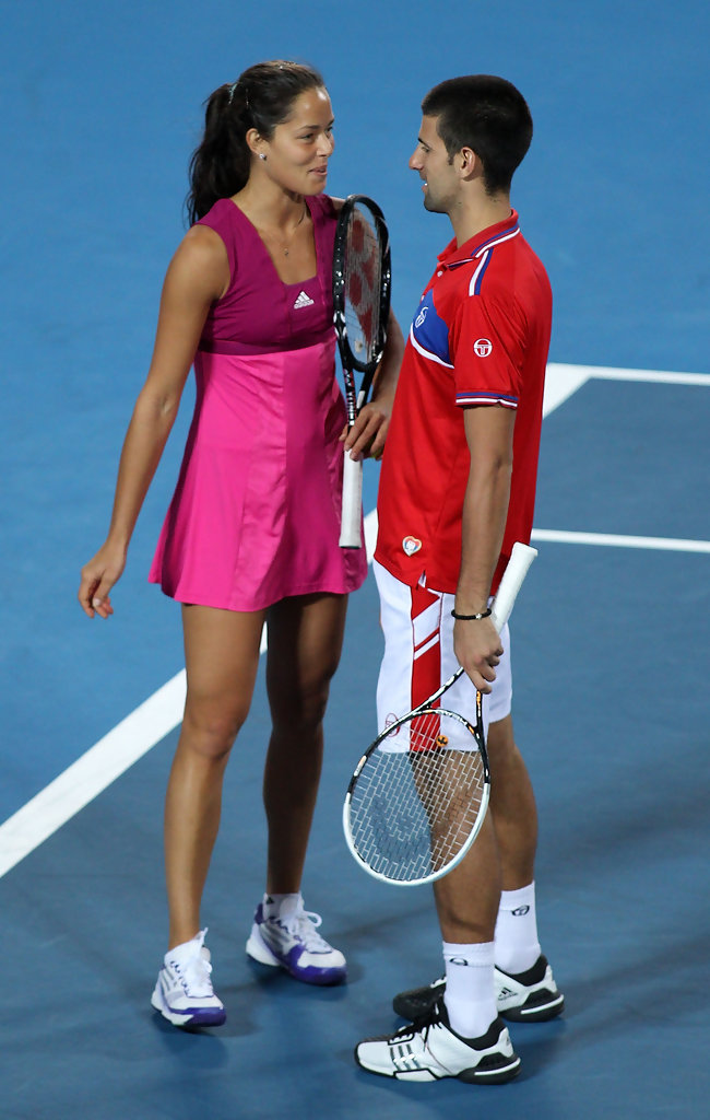 Tennis dating site