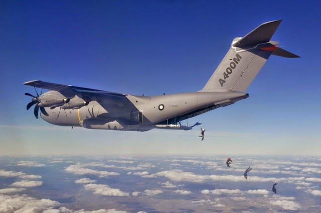 aeronave a400m