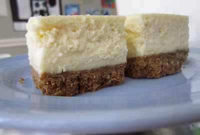Pretzel Gingersnap Cheesecake Bars