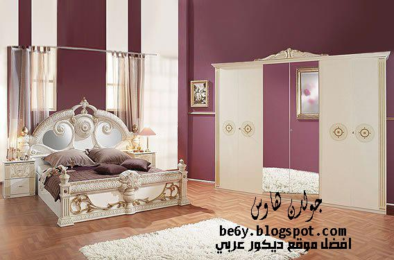 White Bedroom Furniture In White Color