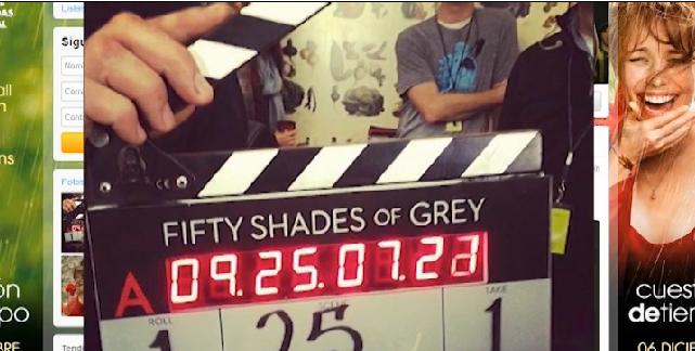 Video en Español: La luz del triunfo de '50 Sombras de Grey'