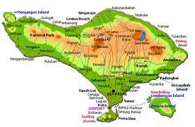 Objek Wisata Pulau Dewata
