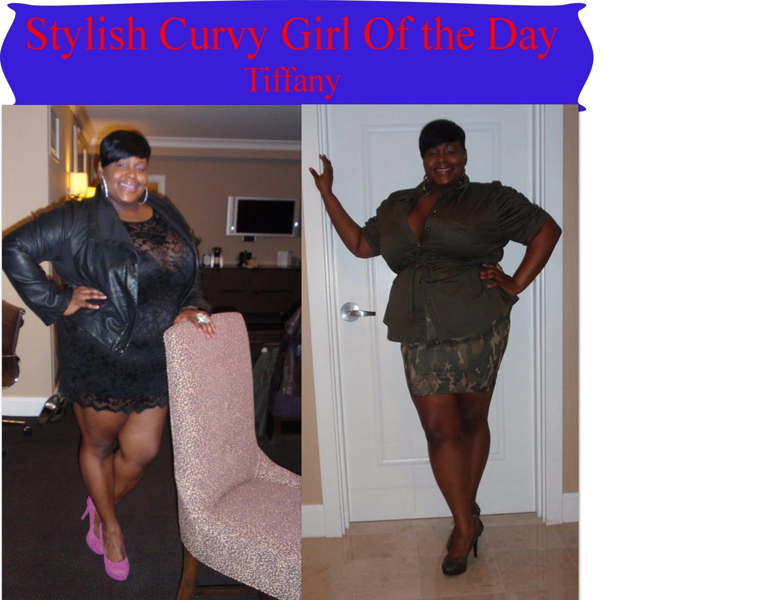 Inez Busty Minimalist stylish curvy girl of the day: tiffany   stylish curves