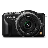 PANASONIC LUMIX DMC GF3CGC BLACK