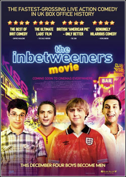 Download - The Inbetweeners – O Filme DVDRip AVI Dual Áudio + RMVB Dublado ( 2013 )