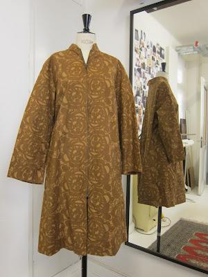 Marimekko vintage dress Marshmallow Electra