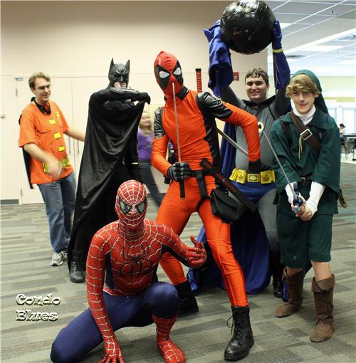 sc 1 st  Condo Blues & Condo Blues: 25 DIY Superhero and Villian Costumes
