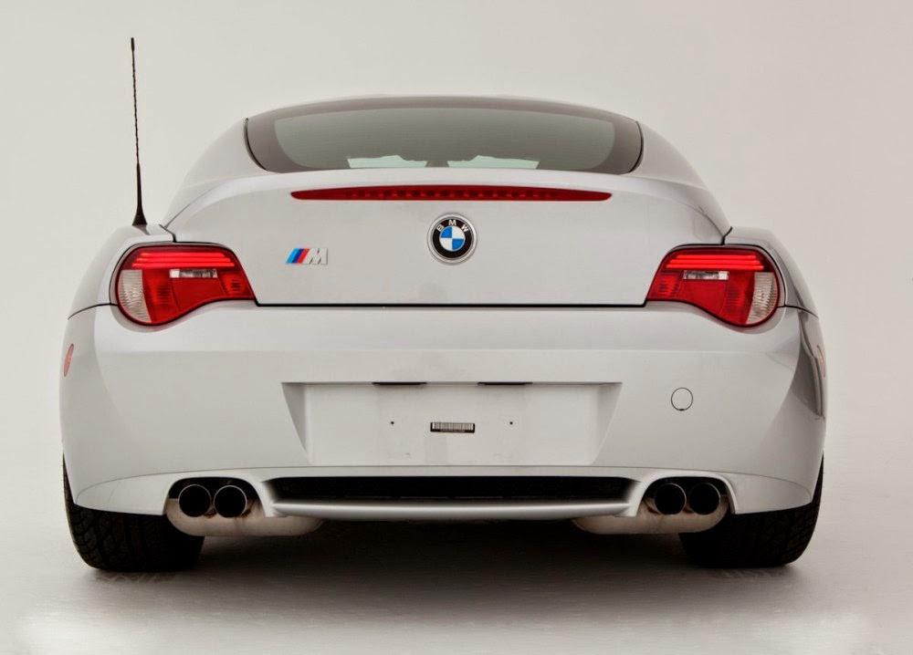 BMW Z4 M Roadster (E85) (2006-08)