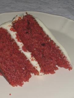 Tarta americana_Cake_red velvet