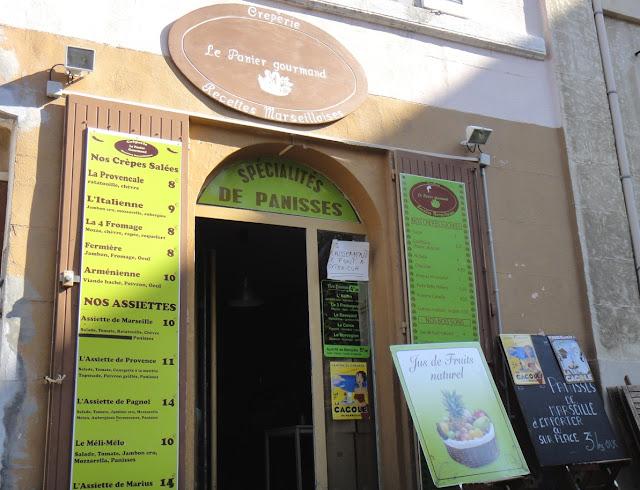 Marseille : le quartier du Panier