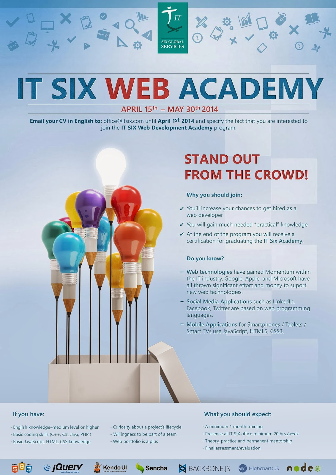 IT Six Web Academy