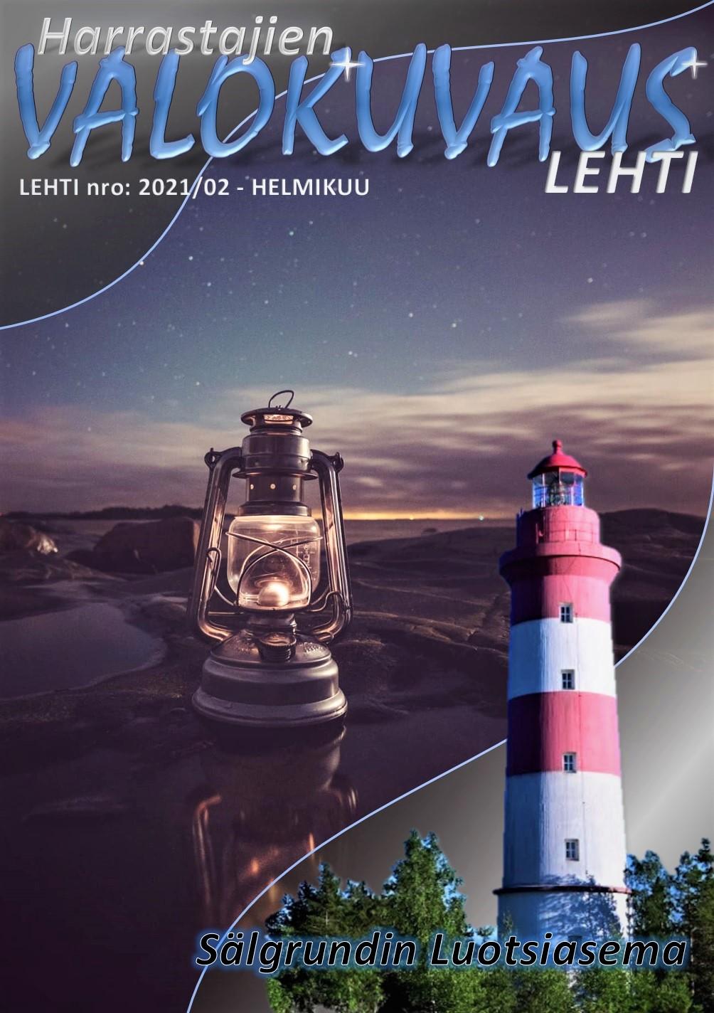 VALOKUVAUS-LEHTI 2021/02