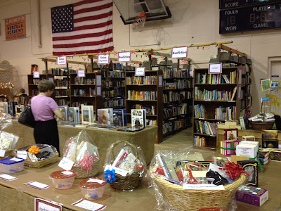 photo of NA Field Day Used Book Sale 2012