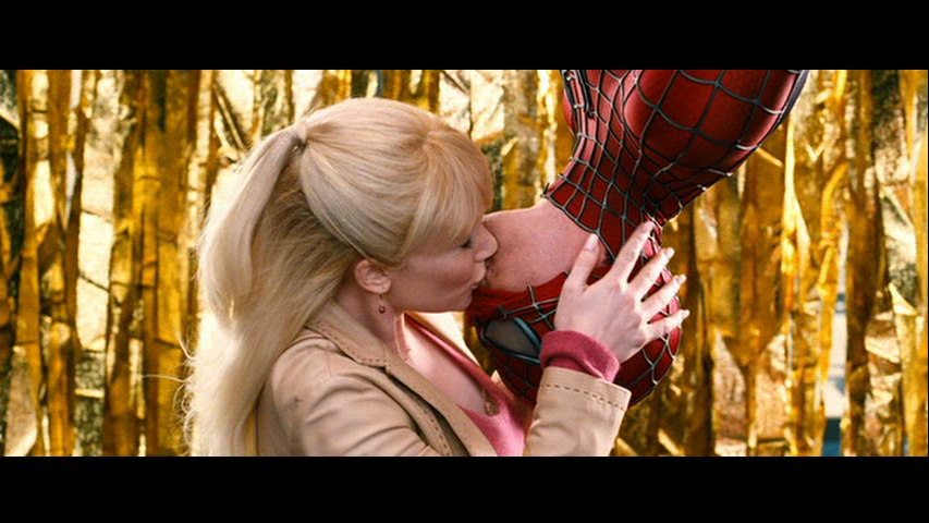 Black Cat And Mary Jane And Gwen Stacy