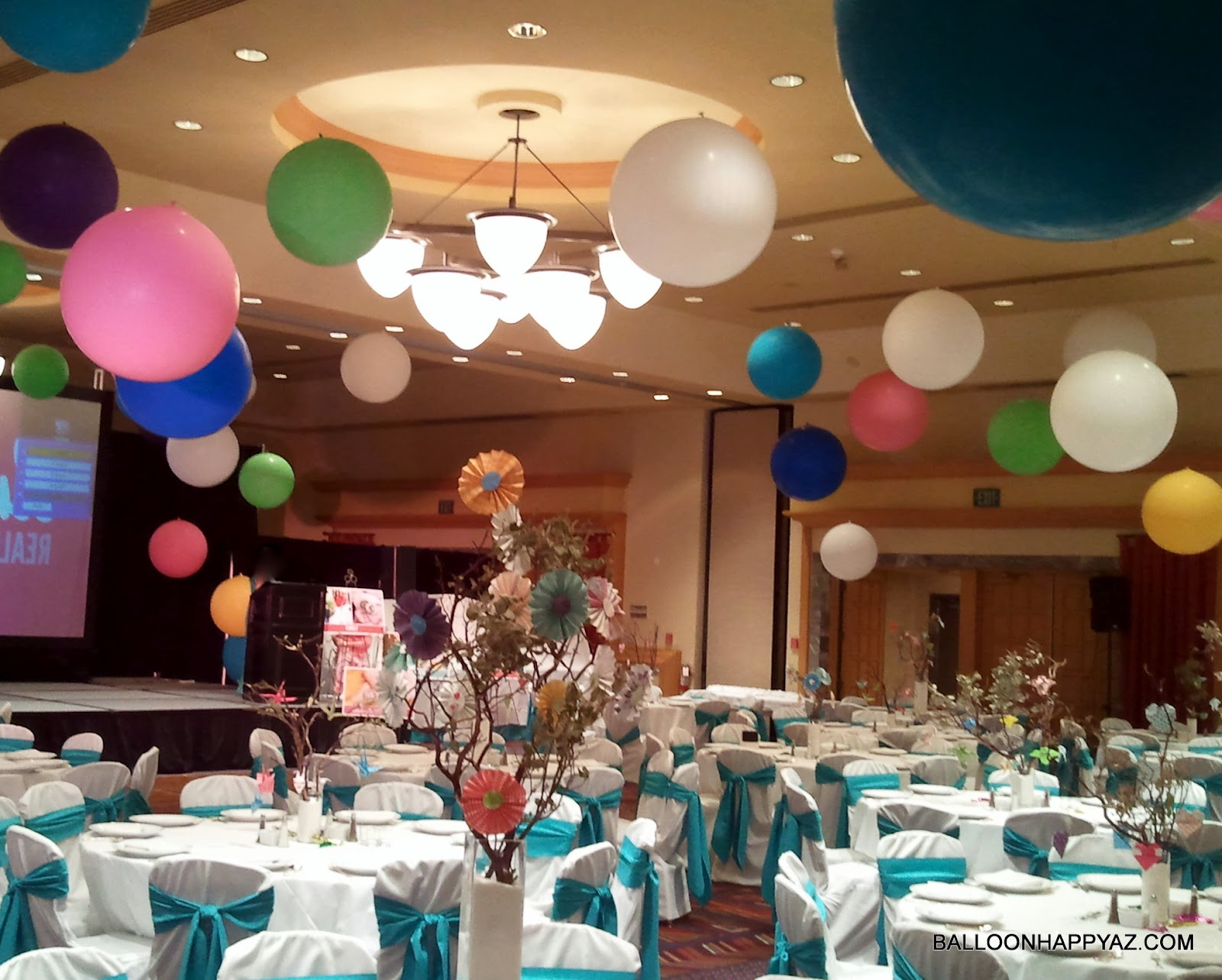 Balloon Happy AZ: July 2012