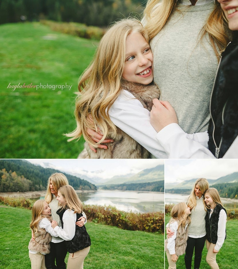 mother and daughters photography photo