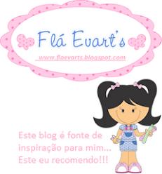 Selinho da Flá Evart's