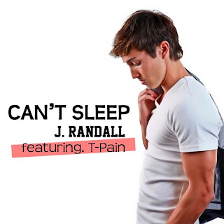 J. Randall - Can't Sleep (feat. T-Pain) Lyrics