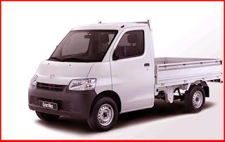 Spesifikasi dan Harga Daihatsu Gran Max Pick Up
