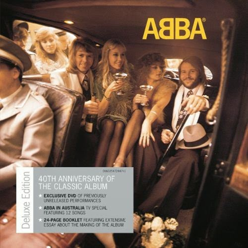 "40th ANNIVERSARY ""ABBA"" DELUXE EDITION"