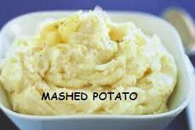 MASHED POTATO AMERICAN STYLE