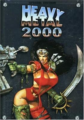 Capa - Heavy Metal 2000